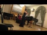 Л. ван БЕТХОВЕН Соната для скрипки и фортепиано №7 до минор, соч 30 №2