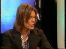 David Bowie Life On Mars and Survive Interview Net Aid Wembley Stadium 09 10 99