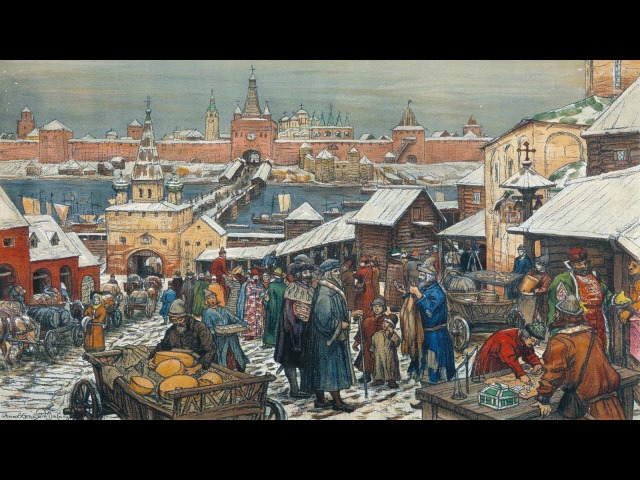 Russian Folk Music Market of the Northlands
