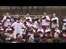 Ubi Petrus, ibi Ecclesia. Musica della Tradizione Polifonica Romana e Inglese.