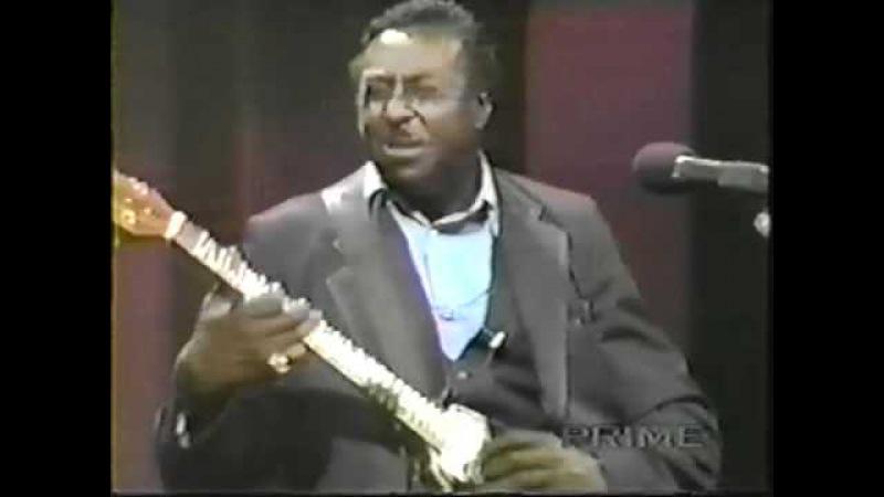 Texas Flood - Stevie Ray Vaughan Albert King 1983 г.