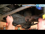 How To Install Replace Rear Differential Cover Fluid Chevy Trailblazer GMC Envoy 02-09 1AAuto.com