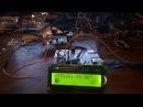 Arduino UNO encoder lcd1602 tb6560 stp 42d139