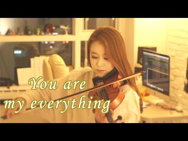 Gummy You are my everything Descendants of the Sun OST violin cover