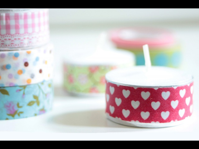 9 Ideas how to use Washi Tape