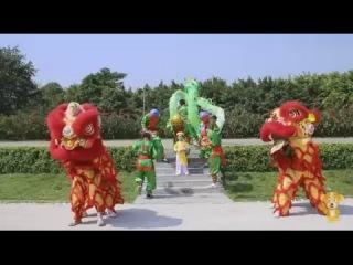 Bé Chúc Tết - Nhạc Thiếu Nhi Bé Tú Anh [Official MV]