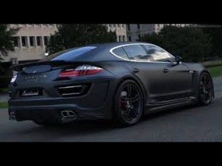 Мегазаводы Porshe Panamera Автомобиль Мечта! National Geographic