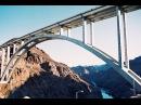 Суперсооружения Мост дамбы Гувера National Geographic