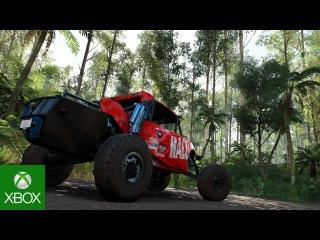 Forza Horizon 3 — трейлер анонса и геймплей
