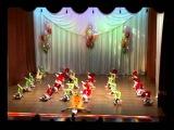 детский танец Колобок
