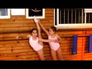 Escuela Sudamericana de Ballet -Ballet flexibility -Over splits -Basic contortion -Clases de ballet