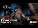 CGI 3D Animated Short Film PROJECT ALPHA Adventurous Comedy Animation by The Animation Workshop