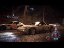 Need for Speed Honda NSX Type R VS Mercedes AMG-GT