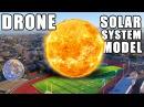 Масштаб солнечной системы: как далеко «девятая планета» | Озвучка DeeAFilm