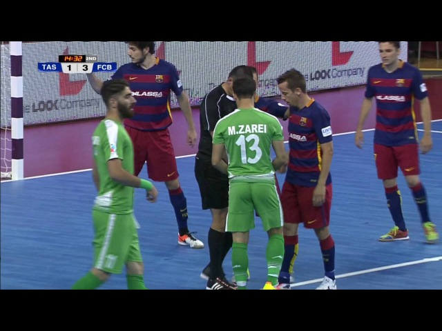 JORNADA 1 GRUPO A: Tasisat vs FC Barcelona Lassa