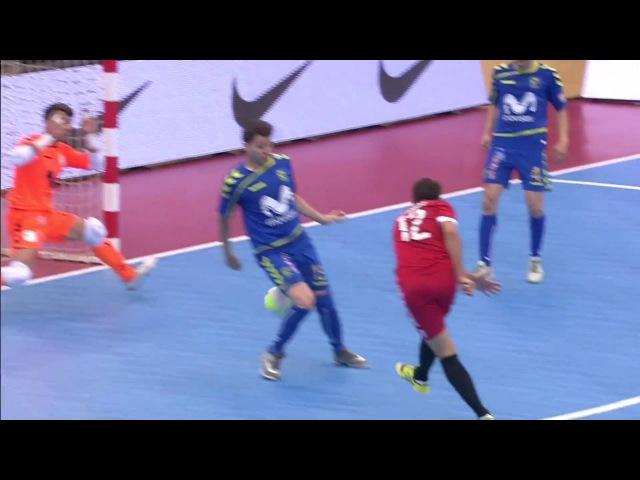 JORNADA 1 GRUPO B: Al Rayyan vs Movistar Inter