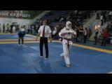 КУДО. Соревнования Фрязино бой М.Лиходькин