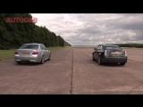 Cadillac CTS-V vs BMW M5