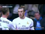 Реал (Мадрид) 10:2 Райо Вальекано / Обзор / Голы / 20.12.2015 [HD 720p]