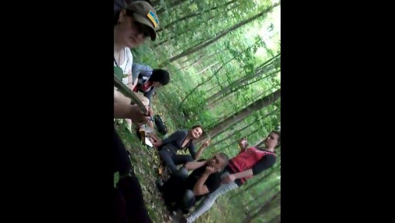 відихаєм в лісі с. Журавка