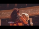 Sharna Burgess and Charlie White dancing Contemporary on DWTS 3 17 14