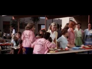 Grease Megamix - Jhon Travolta Ft Olivia Newton HD)
