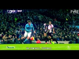 De Bruyne vs Jordi Gomez | vk.com/nice_football