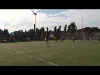 2 тур Ред Лайон - Мадрид Алексенко 43минута