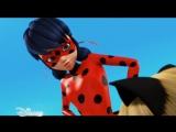 ЛедиБаг и Супер-Кот / Miraculous Ladybug - 6 серия (Русский дубляж - Дисней) HD