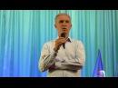 Встреча с врио Губернатора Ульяновской области С.Морозовым г.Барыш 06.06.2016