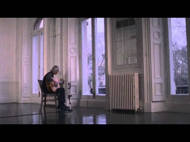 Jimmy Page Plays Acoustic