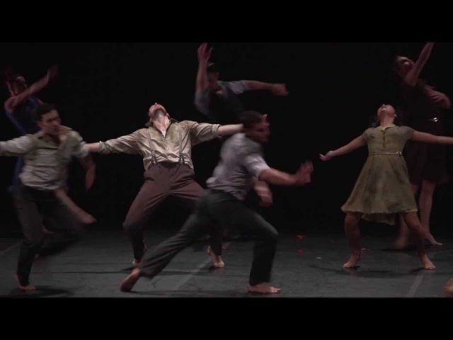 Harry Excerpt created by Barak Marshall for Les Ballets Jazz de Montreal