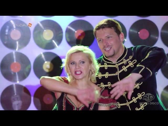 Szendi Szilvi és Peller Károly - Szép város Kolozsvár (Retro Disco - Muzsika TV)
