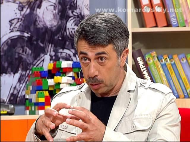 Причины кашля и его лечение - Доктор Комаровский