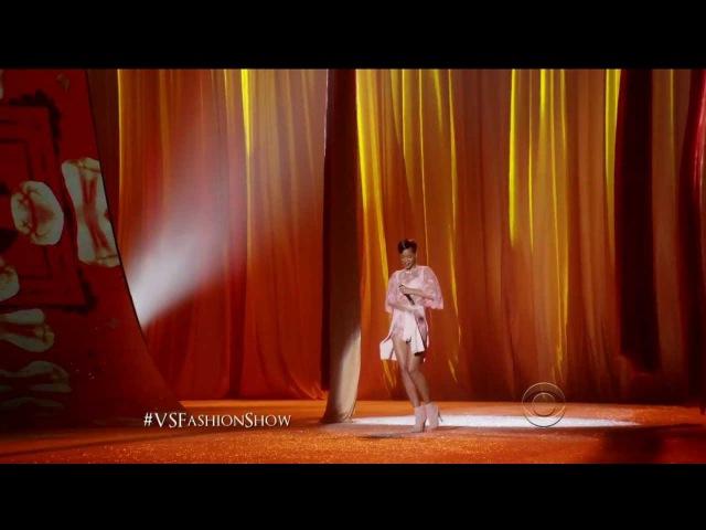 Rihanna - Fresh Out The Runway Victorias Secret [1080P] [HD]