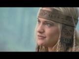 Victoria Pratt is Cyane Queen of the Amazons in