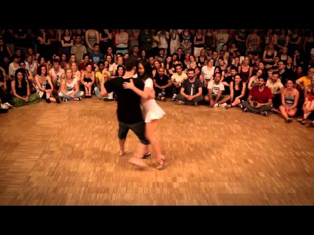 Зажигательный бразильский танец Форро