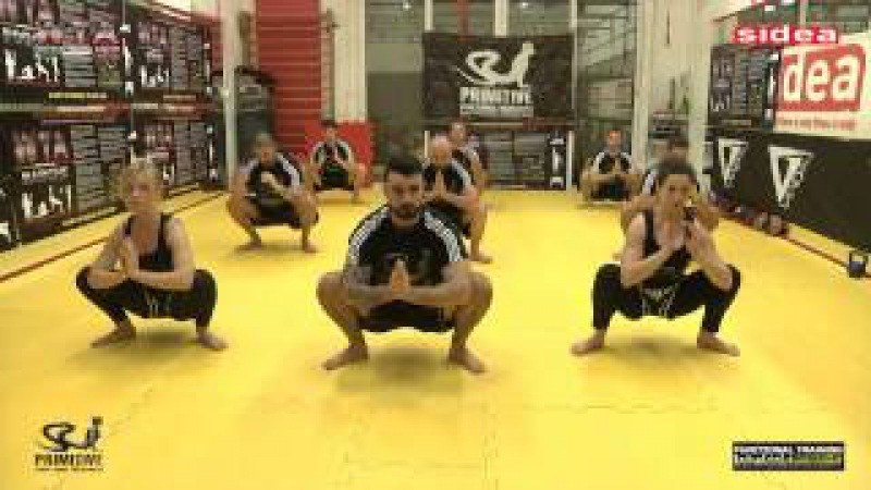 Primitive Functional Movement® - Group Workout