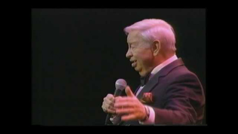 Mel Torme w/ John Colianni - A Nightingale Sang In Berkeley Square, 1994