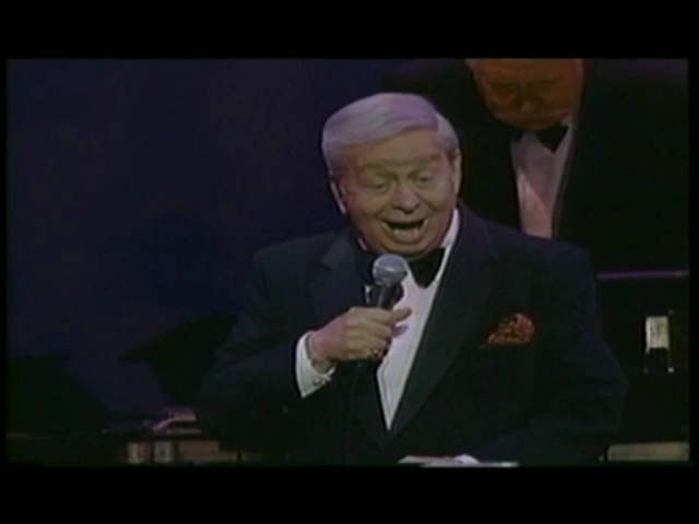 Mel Torme with pianist John Colianni - Pick Yourself Up, 1994