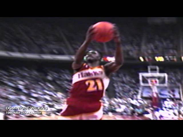 Ultimate Slam Dunk Contest Mixtape