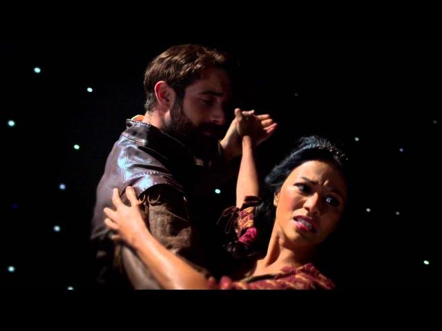 Идеальный Поцелуй из 2 эпизода Галаванта - GladiolusTV