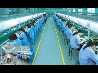 Заводы в Китае | Очень интересный документальный фильм 2016
