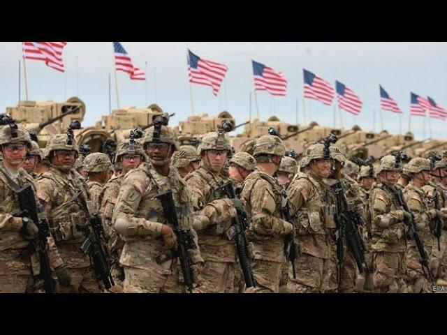 Армия США какой её не показывают