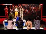 Х-фактор 2. Революция | Общая песня | 9 прямой эфир, 17.12.2011