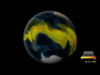 NASA Tracks Volcanic Ash With Satellites