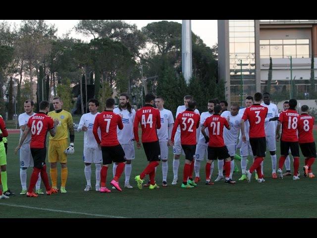 Antalya Yoxlama oyunu Friendly match Qəbələ Dnepr 0 1