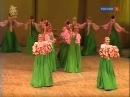 Весенний хоровод Spring a round dance - Русский девичий хоровод