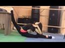 Клип 🎥 Супер гибкость и мега растяжка 👀 Юлия Востругина 🏅 Гимнастика ✔️
