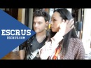 ESCRUS Intreview with Uzari Maimuna Belarus at the Eurovision Song Contest 2015